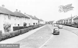 Farnborough, Blackthorn Crescent c.1960