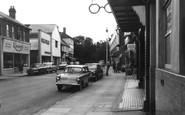 Farnborough, Camp Road c1965