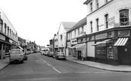 Farnborough, Camp Road c.1965