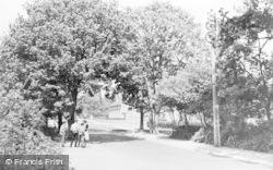 Farnborough, Chapel Lane, Fox Lane Estate c.1960