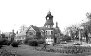 Farnborough, Clock Tower c.1965