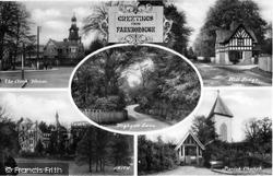Farnborough, Composite c.1927