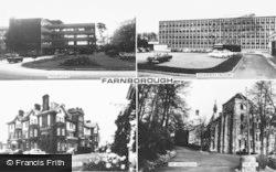 Farnborough, Composite c.1965
