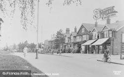 Farnborough, Farborough Road c.1950