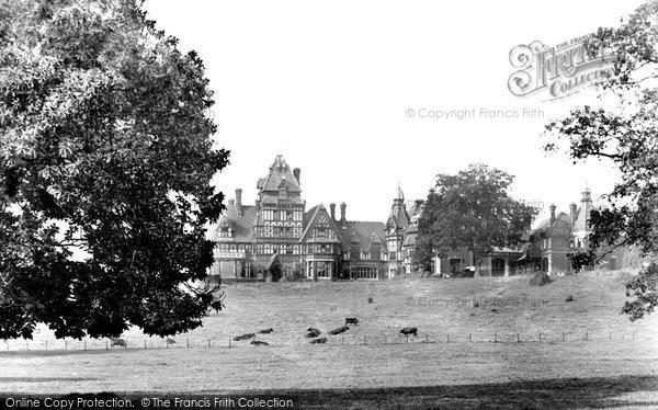 Farnborough, Farnborough Hill House 1932.  (Neg. 85405)  © Copyright The Francis Frith Collection 2007. http://www.francisfrith.com