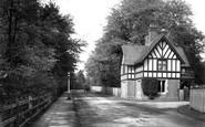 Farnborough, Farnborough Hill, South Lodge 1913