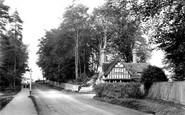 Farnborough, Farnborough Hill, The Lodge 1913