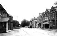 Farnborough, Farnborough Road 1903