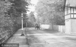 Farnborough, Farnborough Road 1913