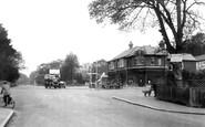 Farnborough, Farnborough Road 1927