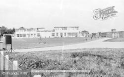 Farnborough, Fernhill Junior And Secondary Schools c.1960