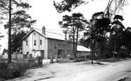 Farnborough, Headquarters, Royal Flying Corps 1913