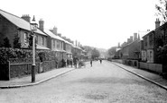 Farnborough, High View Road 1913