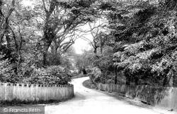 Farnborough, Highgate Lane 1897
