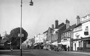 Farnborough, Lynchford Road c.1960