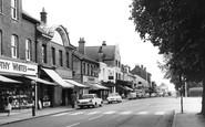 Farnborough, Lynchford Road c.1965