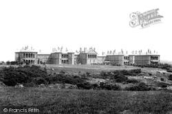 Farnborough, North Camp, Connaught Hospital 1903