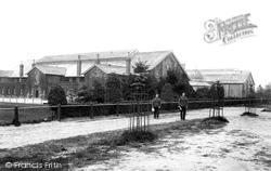Farnborough, North Camp Gymnasium And Swimming Baths 1905