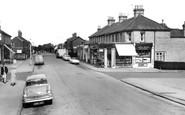 Farnborough, Peabody Road c.1965