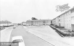 Farnborough, Perring Avenue c.1960