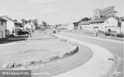 Farnborough, Pyestock Esate c.1955