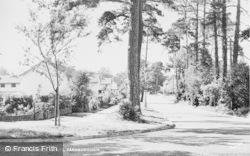 Farnborough, Pyestock Estate c.1960