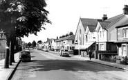 Farnborough, Queens Road c.1965