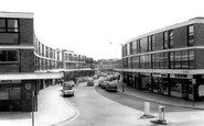 Farnborough, Queensmead Shopping Centre c.1965