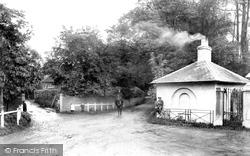 Farnborough, Rectory Lane 1909