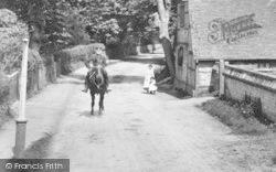 Farnborough, Ship Lane 1906