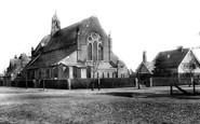 Farnborough, St Mark's Church 1897