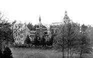 Farnborough, St Michael's Abbey And The Mausoleum 1905
