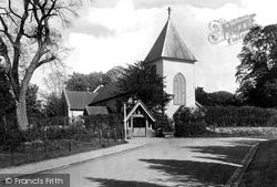 Farnborough, St Peter's Church 1921