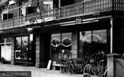Farnborough, Temperance Hotel, Lynchford Road 1903