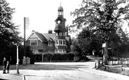 Farnborough, The Clock House 1921
