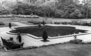 Farnborough, the Park c1965