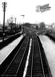 Farnborough, The Railway 1913