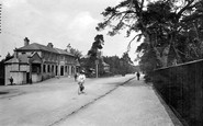 Farnborough, The Swan Hotel 1913