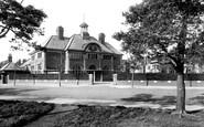 Farnborough, The Town Hall 1923