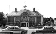 Farnborough, The Town Hall c.1965