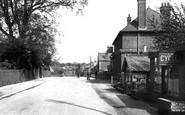 Farnborough, Victoria Road 1913