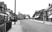 Farnborough, Victoria Road c.1955