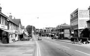 Farnborough, Victoria Road c.1965