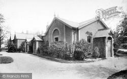 Farnborough, Wesleyan Soldiers Home 1897
