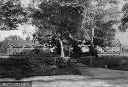 Farncombe, Almshouses 1898
