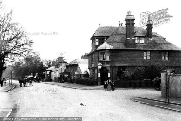 Photo of Farncombe, Catteshall Coffee Tavern 1905