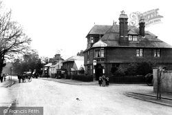 Farncombe, Catteshall Coffee Tavern 1905