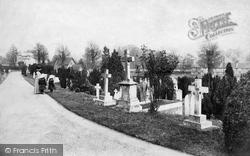 Farncombe, Cemetery 1905
