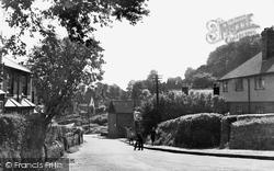 Farncombe, Farncombe Hill c.1955