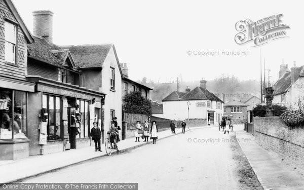 Photo of Farncombe, Farncombe Street 1905